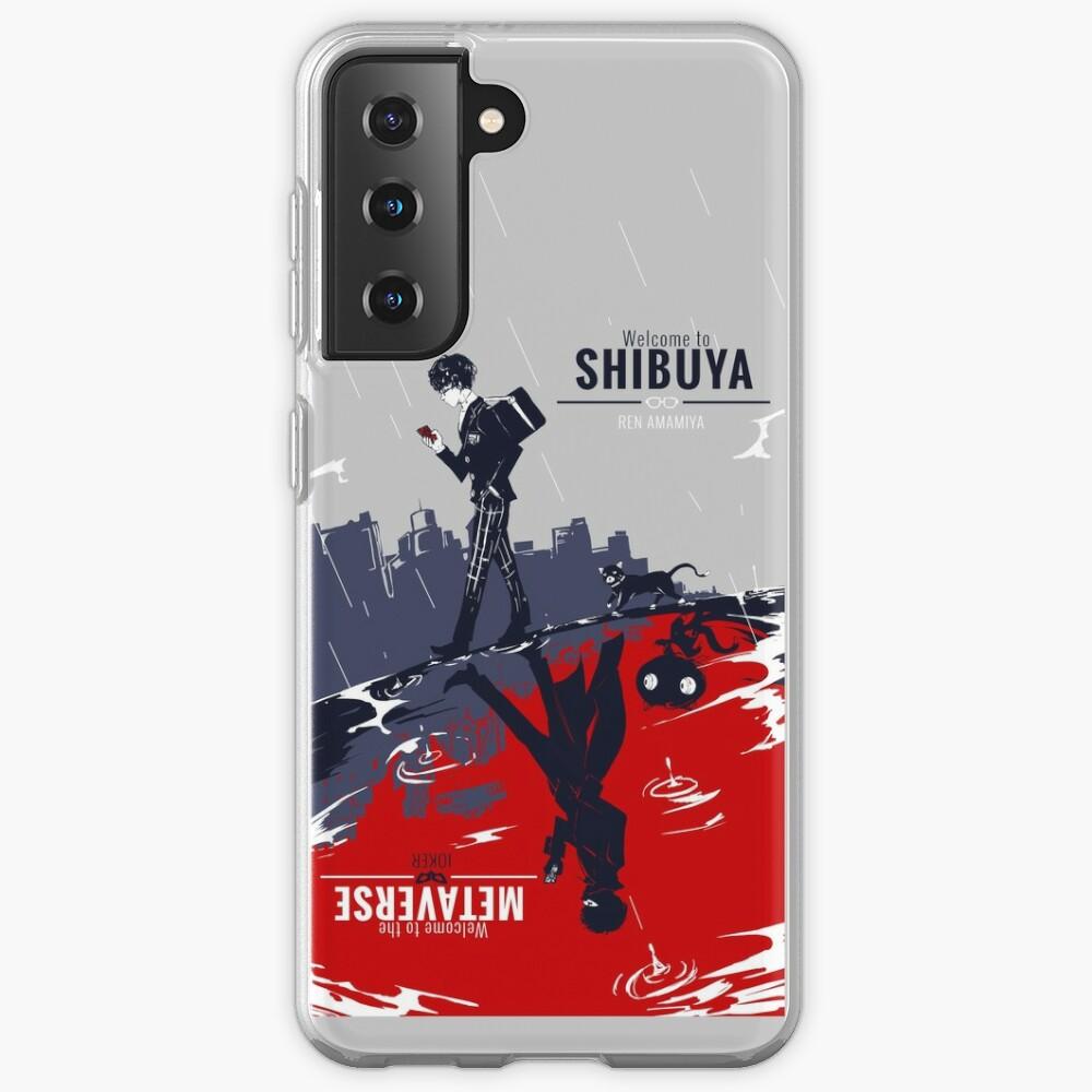 Shibuya/Metaverse Samsung Galaxy Phone Case