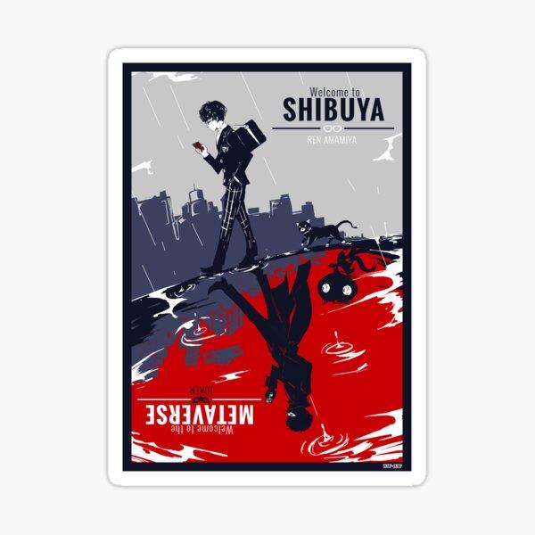 Shibuya/Metaverse Sticker