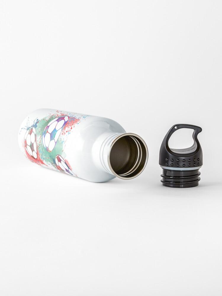 Alternate view of Soccer ball Water Bottle