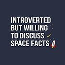 Space Facts! by Plan8