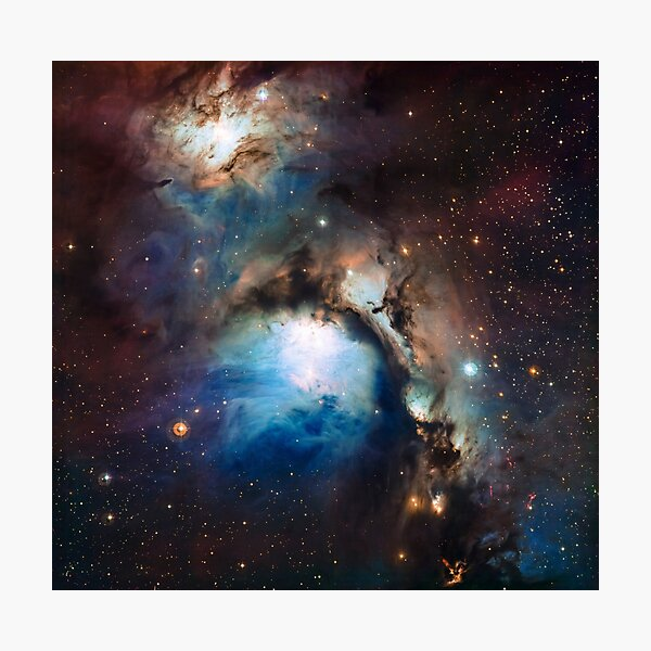 Reflection Nebula in Orion Photographic Print