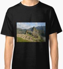 Machu Picchu Classic T-Shirt
