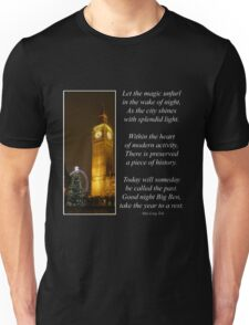 Big Ben ticks Goodnight T-Shirt