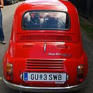 Steyr Puch 500 by Lee d'Entremont
