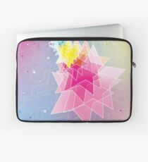 Stars and Hexagons Laptop Sleeve