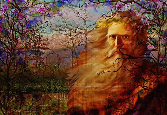 Father Time Blessings by Pamela Phelps