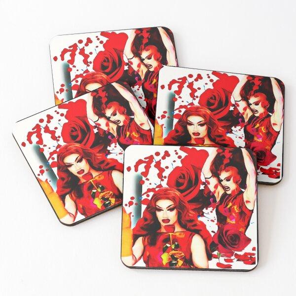 Sasha Finale Coasters (Set of 4)