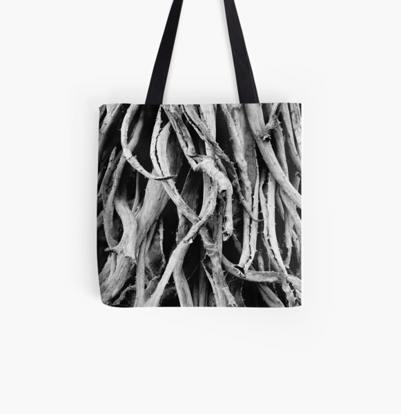 Dried out All Over Print Tote Bag