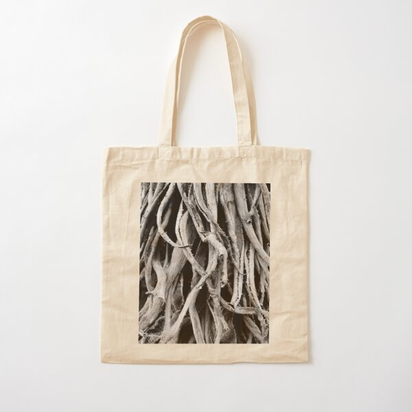 Dried out Cotton Tote Bag