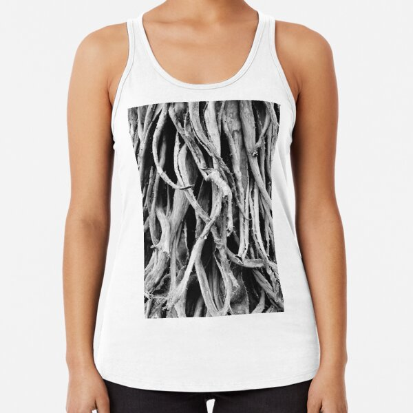 Dried out Racerback Tank Top