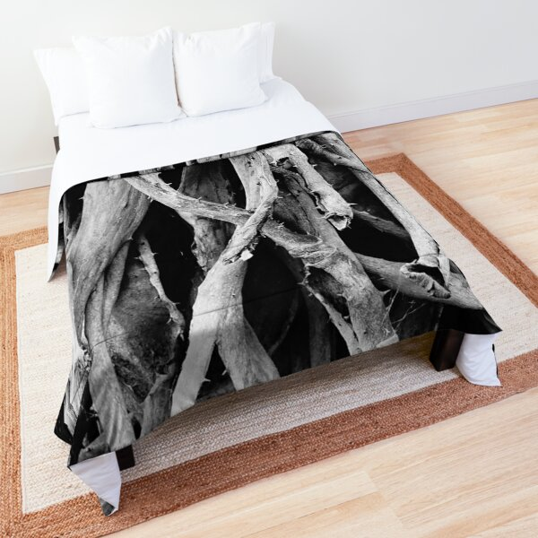 Dried out Comforter