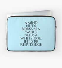 Tyrion Lannister - quote Laptop Sleeve