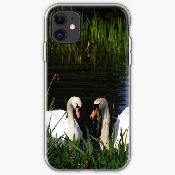 Swans Bletchley Park iPhone Soft Case