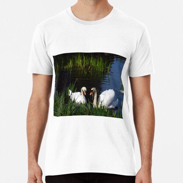 Swans Bletchley Park Premium T-Shirt