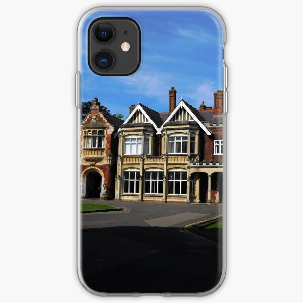 Bletchley Park iPhone Soft Case