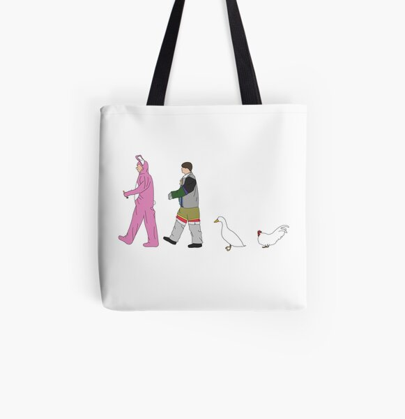 Friends All Over Print Tote Bag