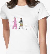 Friends Women's Fitted T-Shirt