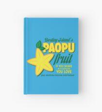 Paopu Fruit - Kingdom Hearts Hardcover Journal