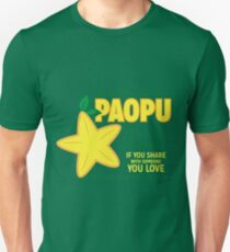 Paopu Fruit - Kingdom Hearts Unisex T-Shirt