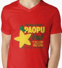 Paopu Fruit - Kingdom Hearts Mens V-Neck T-Shirt