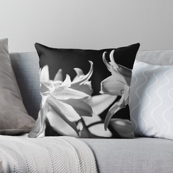 In the shadows #4 Throw Pillow