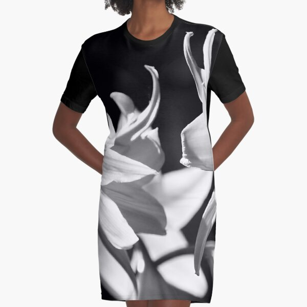 In the shadows #4 Graphic T-Shirt Dress