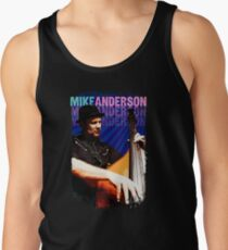 Mike Anderson Poster Tank Top
