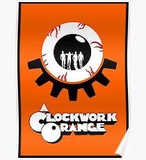 A Clockwork Orange (1) Poster