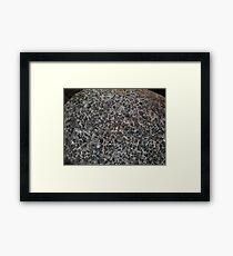Geological Astroglia Framed Print
