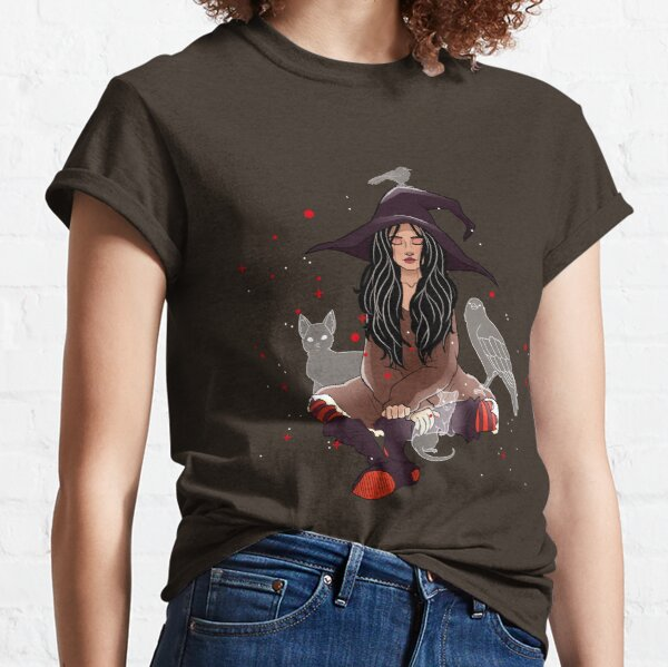 """""""Your Empathy and Kindness Are Their Own Forms of Magic"""" Witch Classic T-Shirt"""