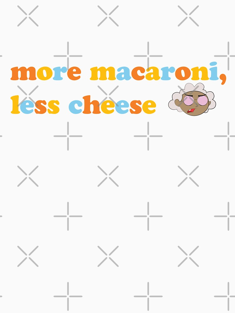 """Courage the Cowardly Dog™ """"More Macaroni, Less Cheese"""" by darrianrebecca"""