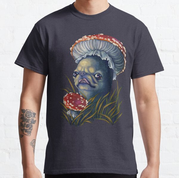 He Stares At You Forever Classic T-Shirt