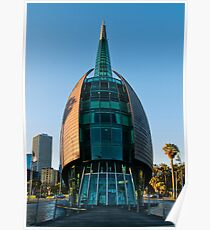 Swan Bell Tower Poster