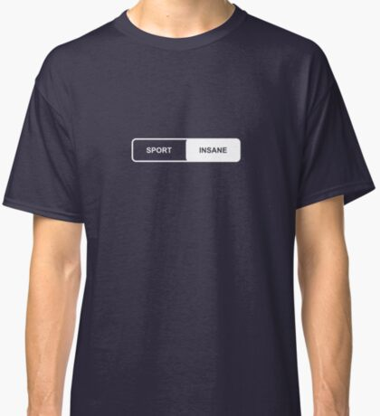 Sport | Insane - Tesla Classic T-Shirt