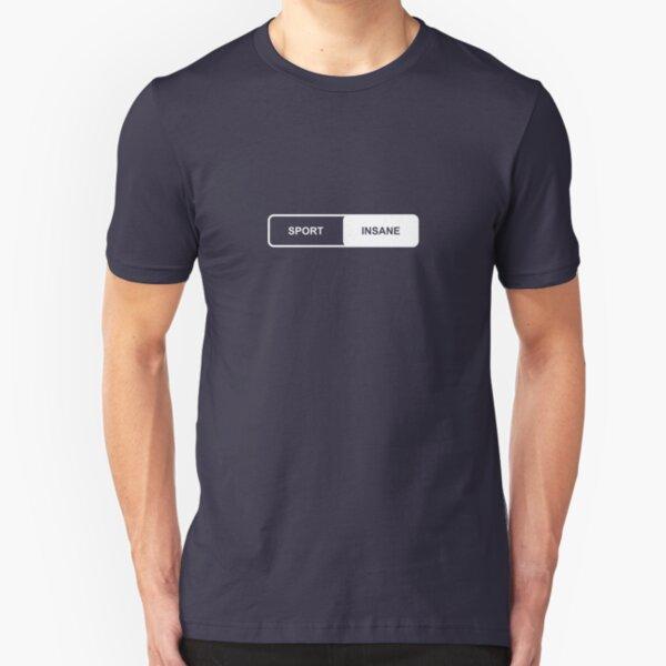 Sport | Insane - Tesla Slim Fit T-Shirt