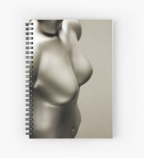 Busty Spiral Notebook