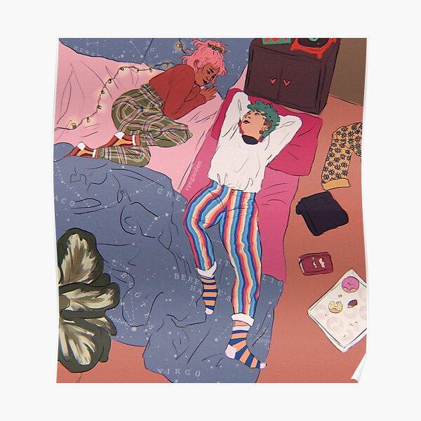 bedroom pop Poster