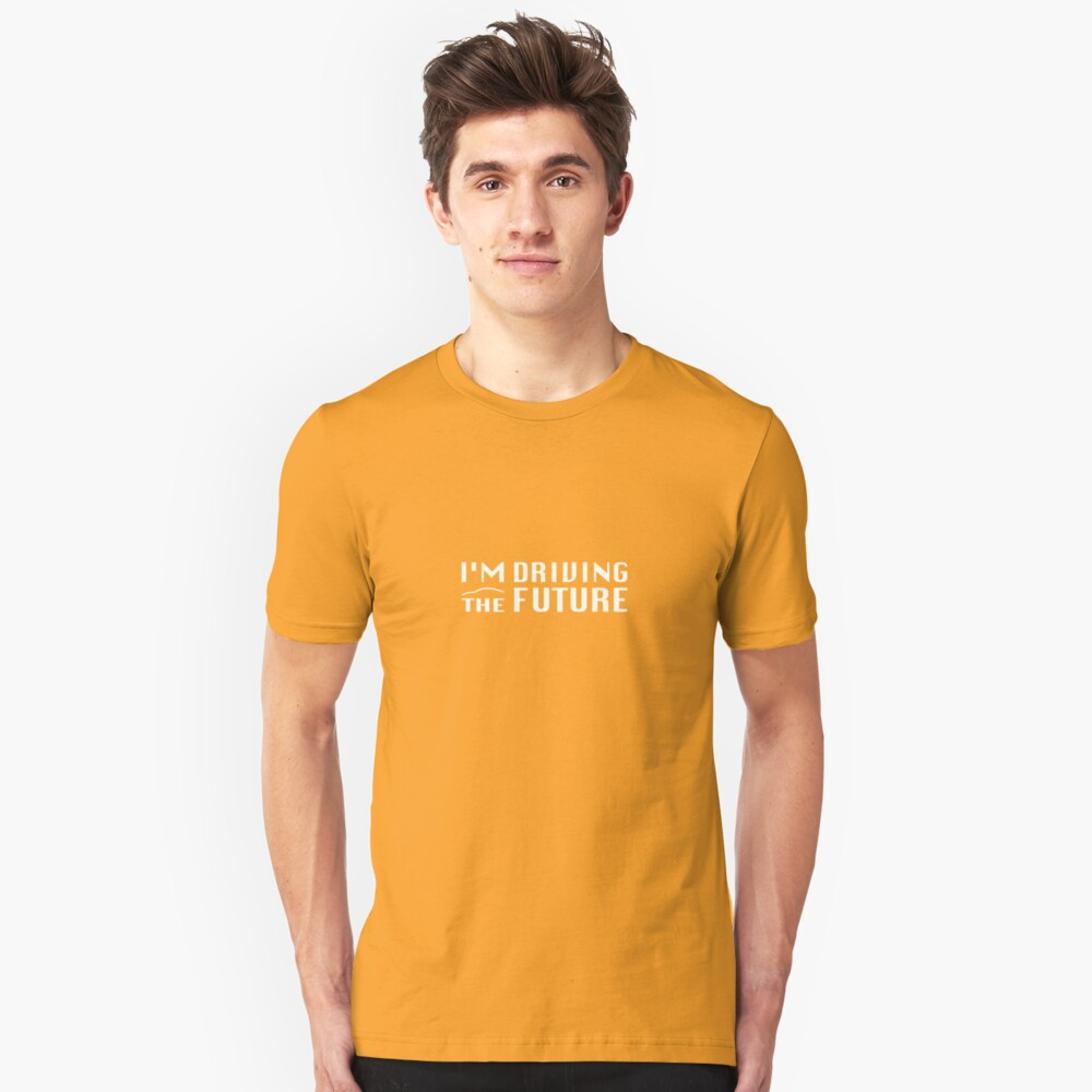 I'm Driving The Future - Model S Slim Fit T-Shirt