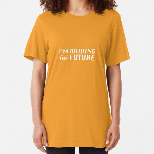 I'm Driving The Future - Model S Slim Fit T-Shirt