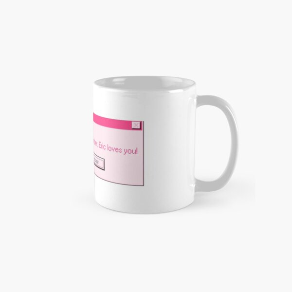 Attention The B! (Eric Ver.) Classic Mug
