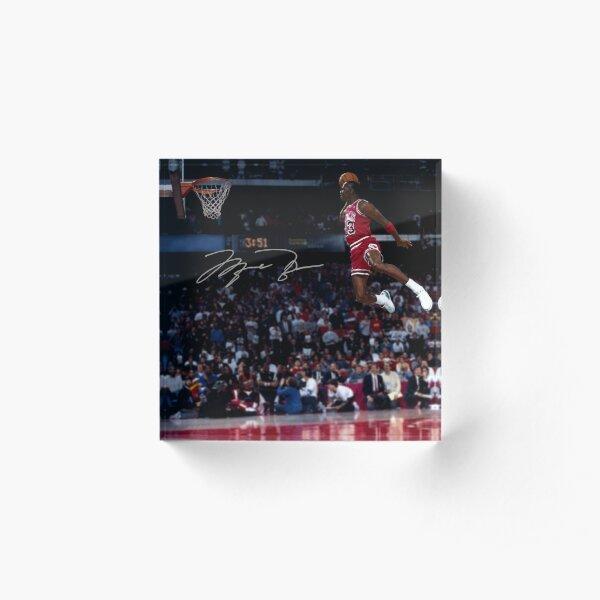Michael Jordan Best Ever Acrylic Block