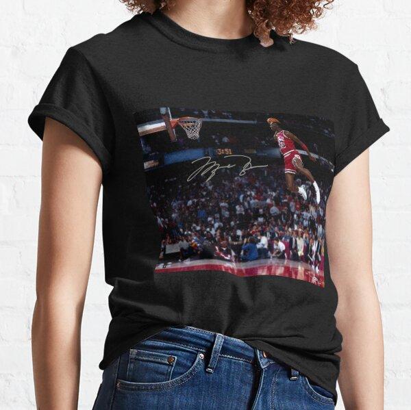 Michael Jordan meilleur jamais T-shirt classique