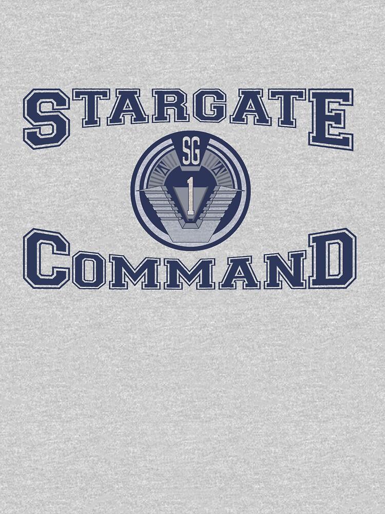 Stargate Command Athletics | Unisex T-Shirt