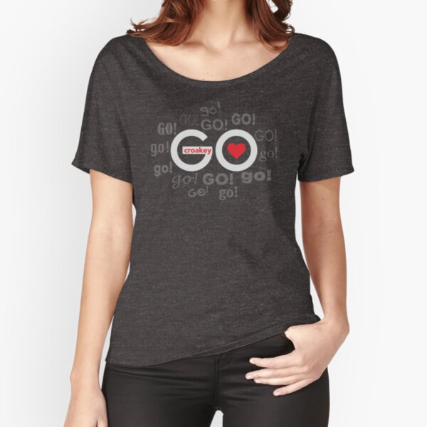 CroakeyGo  Relaxed Fit T-Shirt