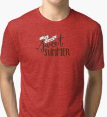 So Long, Sweet Summer Tri-blend T-Shirt