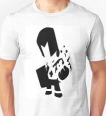 castle crashers shadow knight Unisex T-Shirt