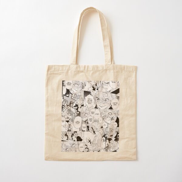 Collage de Sanemi Slayer Slayer Tote bag classique