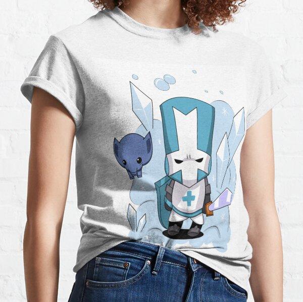 castle crashers blue knight Classic T-Shirt