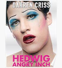 Darren Criss - Hedwig Poster Poster