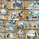 The Painted Wall at Cape Girardeau Missouri - BEST VIEWED LARGE by barnsis